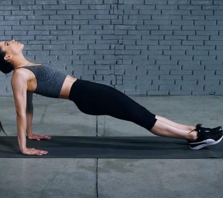 Các tư thế tập yoga tại nhà giúp tăng cường sức mạnh thân trên